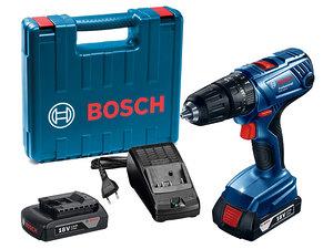 Аккумуляторный ударный шуруповерт Bosch GSB 180-LI (06019F8300)