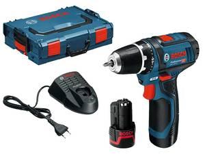 Аккумуляторный шуруповерт Bosch GSR 12V-15 (0601868109)