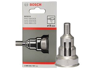 Насадка редукторная, Bosch 9 мм (1609201797)