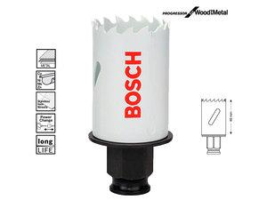Коронка биметаллическая Bosch Progressor, 32 мм (2608584624)