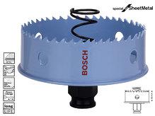 Коронка биметаллическая Bosch Sheet Metal, 83 мм (2608584808)