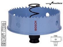 Коронка биметаллическая Bosch Sheet Metal, 89 мм (2608584810)